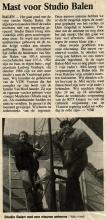 2 mei 1990, Michel & Gustaaf Verrijdt