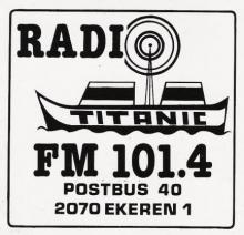 Radio Titanic Ekeren