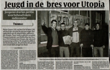 Radio Utopia  (december 2003)