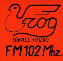 Radio VROG Gent FM 102