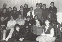 Het Radio West-Point team, 1982