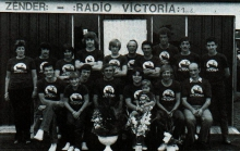 Radio Victoria Berbroek, team