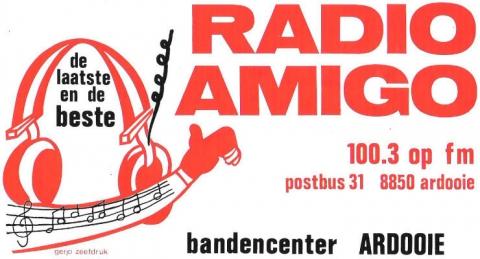 Radio Amigo Ardooie