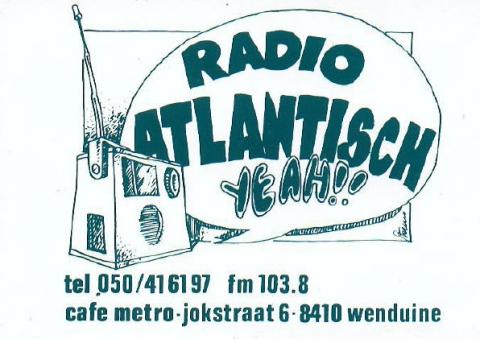 Radio Atlantisch Wenduine