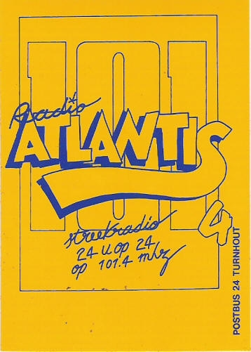 Radio Atlantis Turnhout