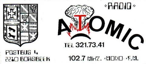 Radio Atomic Borsbeek