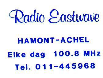 Radio Eastwave Hamont-Achel