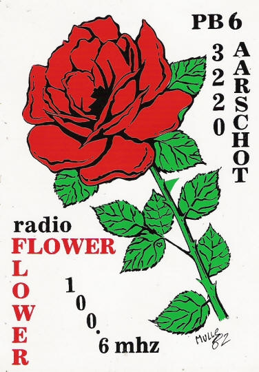 Radio Flower Aarschot
