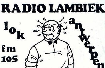 Radio Lambiek Antwerpen