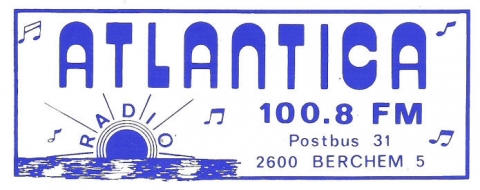 Radio Atlantica Antwerpen FM 100.8