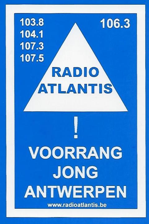 Radio Atlantis Antwerpen