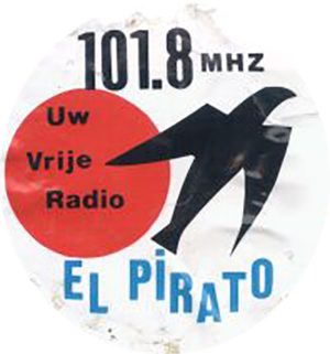 Radio El Pirato Haaltert