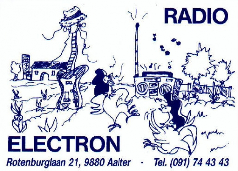 Radio Electron Aalter
