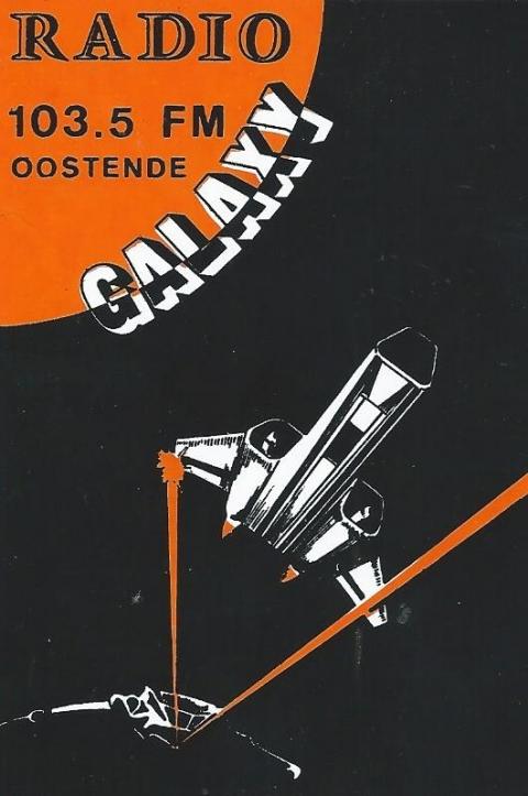 radio galaxy oostende FM 103.5