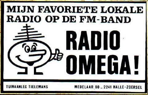 Radio Omega Halle-Zoersel