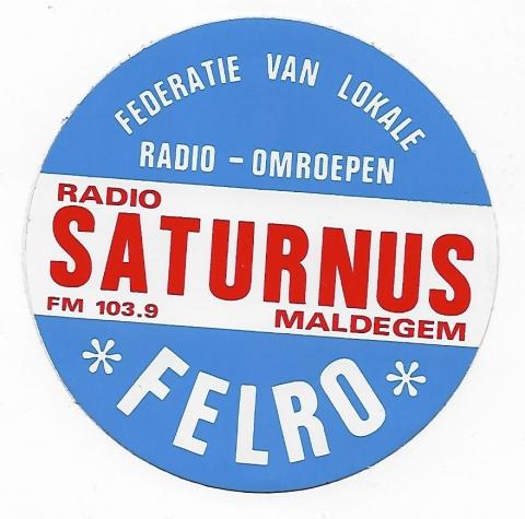Radio Saturnus Maldegem FM 103.9