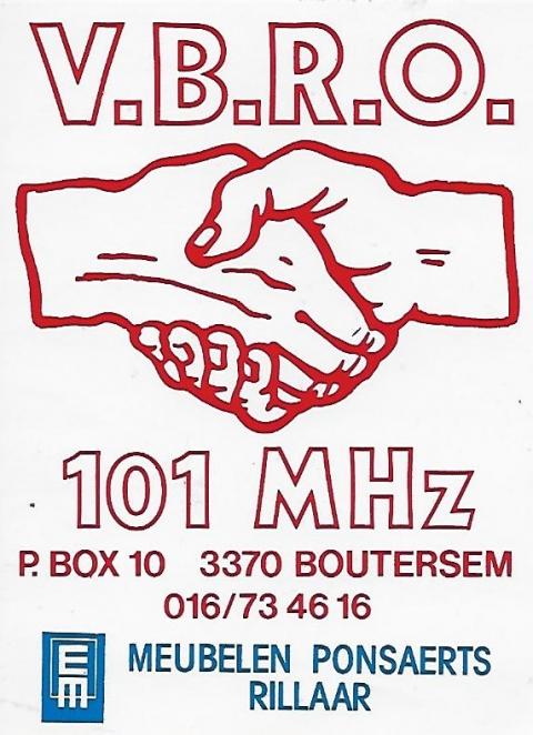 Radio VBRO Boutersem