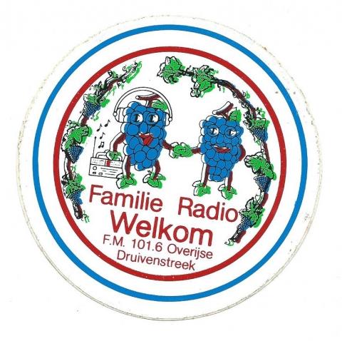 Radio Welkom Overijse FM 101.6
