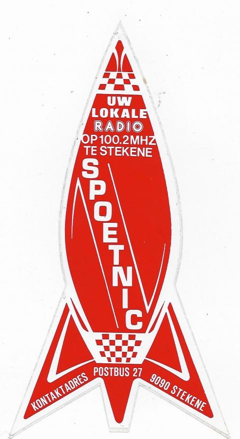 Radio Spoetnic  FM 100.2