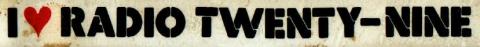 Radio Twenty-Nine Hoevenen