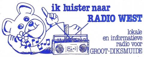 Radio West Diksmuide