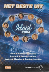Het beste uit idool 2004