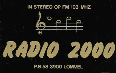 Radio 2000 Lommel