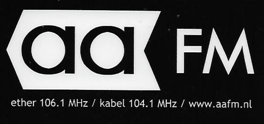 Radio AA FM Almelo