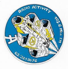 Radio Activity Borsbeek FM 103.6