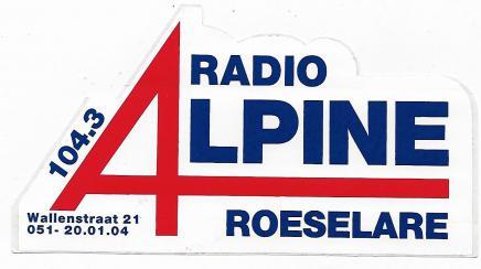 Radio Alpine Roeselare