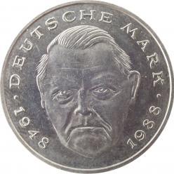 2 Deutsche Mark