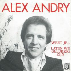 Alex Andry weet je