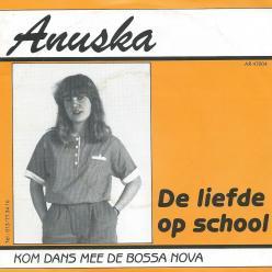 Anuska de liefde op school