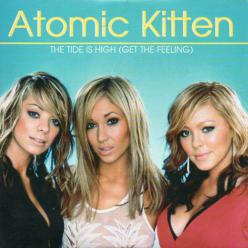 Atomic Kitten the tide is high