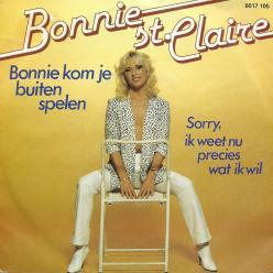 Bonnie St. Claire Bonnie kom je buiten spelen