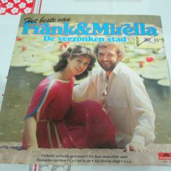 Frank & Mirella de verzonken stad