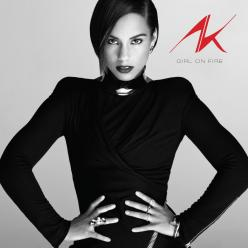 Alicia Keys girl on fire