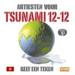 Artiesten voor Tsunami 12-12 - geef een teken